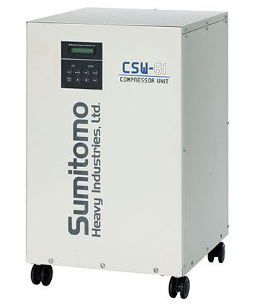 CSW-61 Indoor Water-Cooled Compressor Series