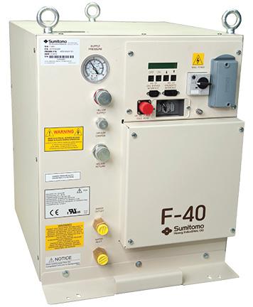F-40 Indoor Water-Cooled Compressor Series