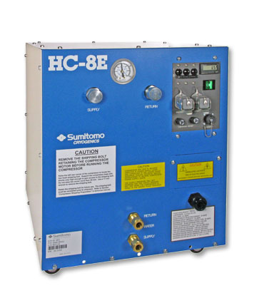 HC-8E Indoor Water-Cooled Compressor Series