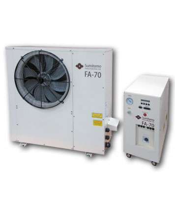 FA-70 Indoor/Outdoor Air-Cooled Compressor Series