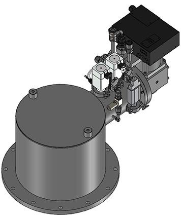 SICERA® Smart KZ-12 Cryopump Image 2