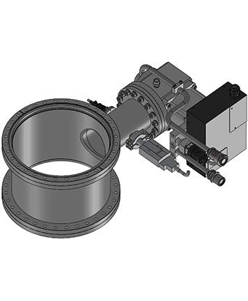 SICERA® Ultra KV-10 In-Line Cold Trap Image 1