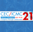 2021 Cryogenic Engineering Conference/International Cryogenic Materials Conference